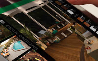 Trex Decking Offers Many Design Tools