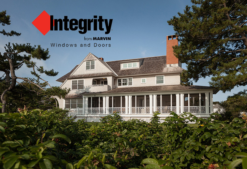 Timberline is Your Source for Integrity Windows!