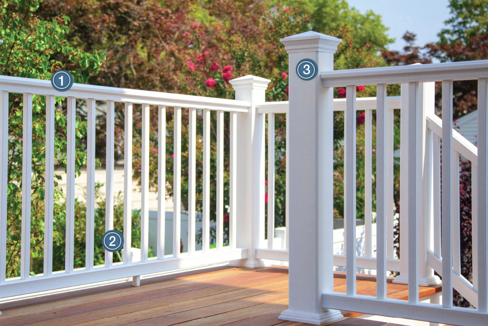 RDI Transform Railing from Timberline