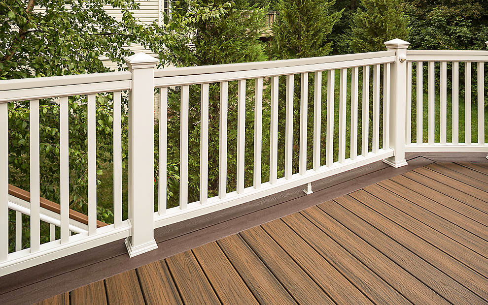Billerica Location now Stocks Trex Transcend Railing