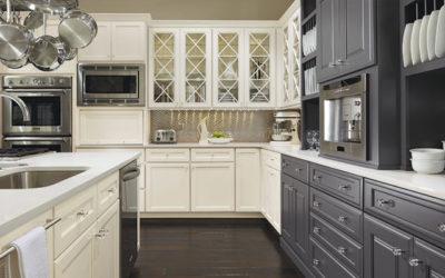 Pinnacle Custom Cabinet Series!