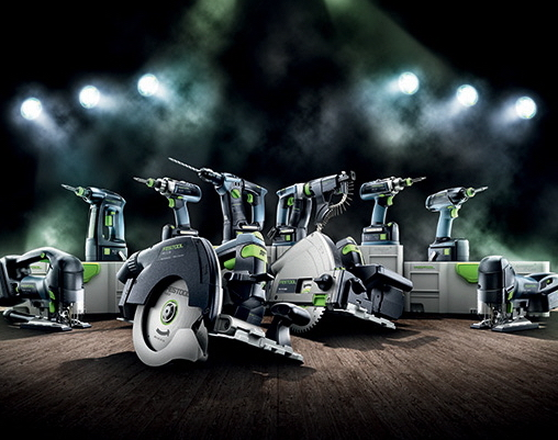 Check Out Festool at Our Beverly Location