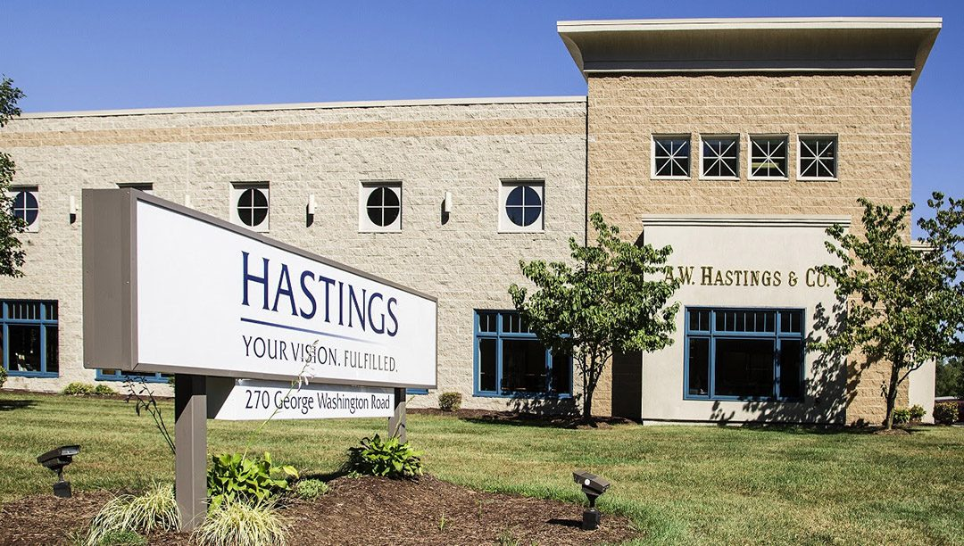 InstallationMasters at A.W. Hastings
