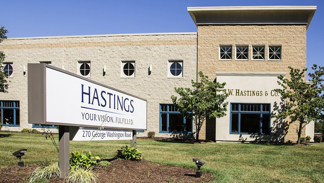 InstallationMasters at A W  Hastings - Timberline Enterprises