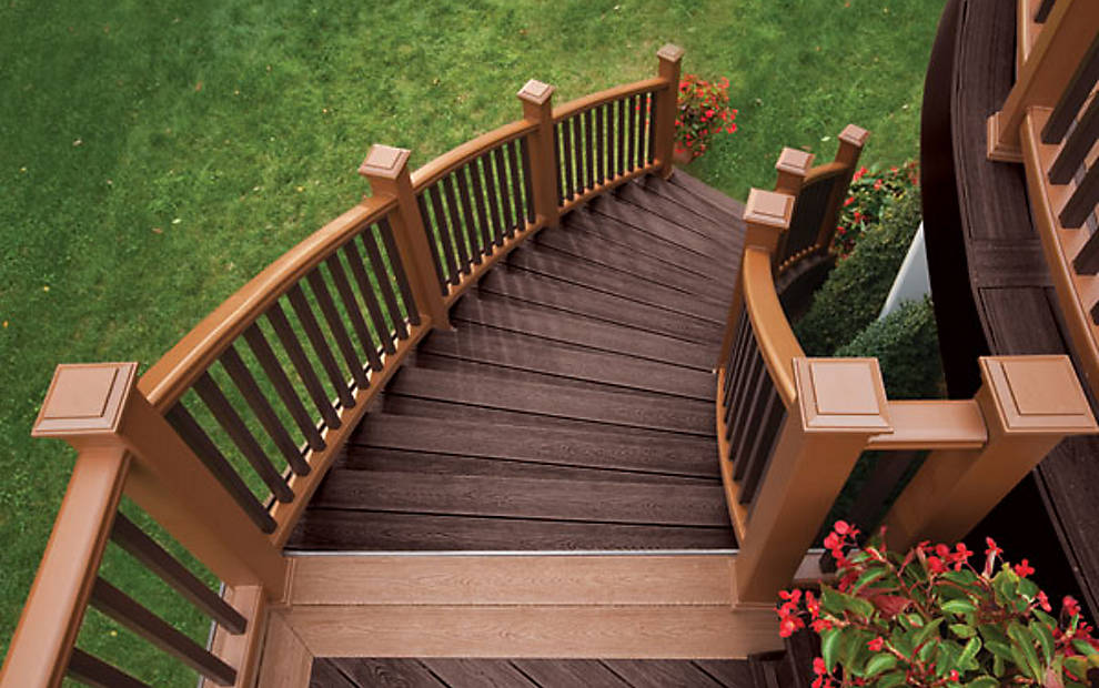 Trex Composite Decking vs Wood Decking