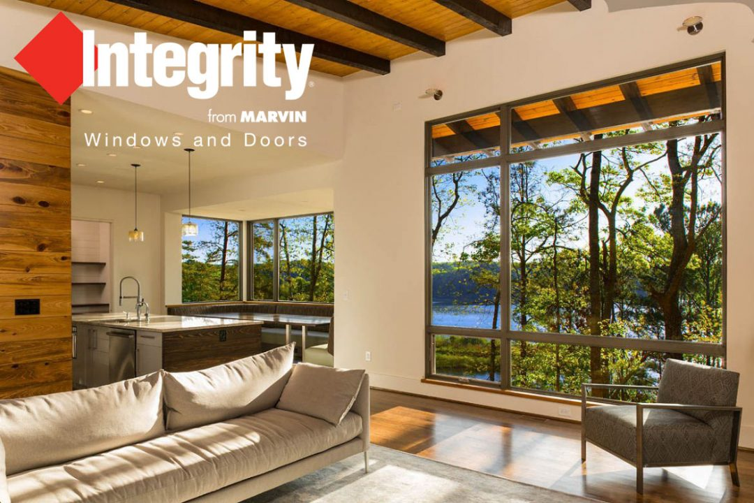 More and more commercial contractors are turning to marvin integrity windows and doors to meet their needs for attractive reliable low maintenance
