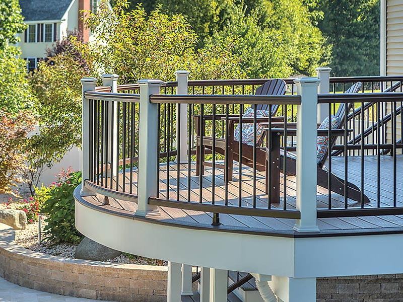 Trex Offers Much More Than Decking