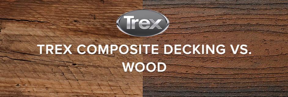 Trex Composite Decking vs Wood Decking - Timberline Enterprises