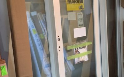 Marvin Ultimate Inswing French Door Entrance System
