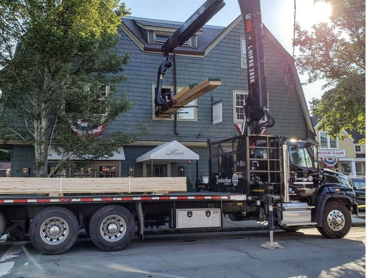 $2,500 Signing Bonus for Class B Truck Driver with Crane/Boom  Experience!