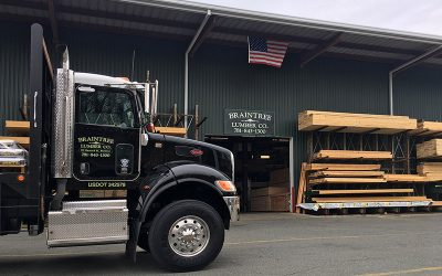Timberline Acquires Braintree Lumber Company